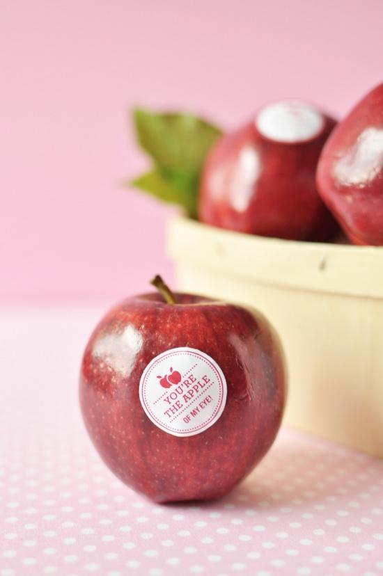 Manzana del amor