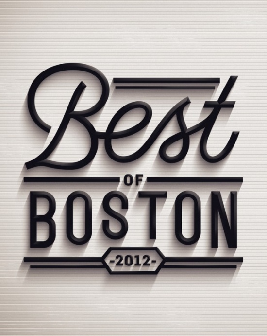 Jordan Metcalf Boston Typography