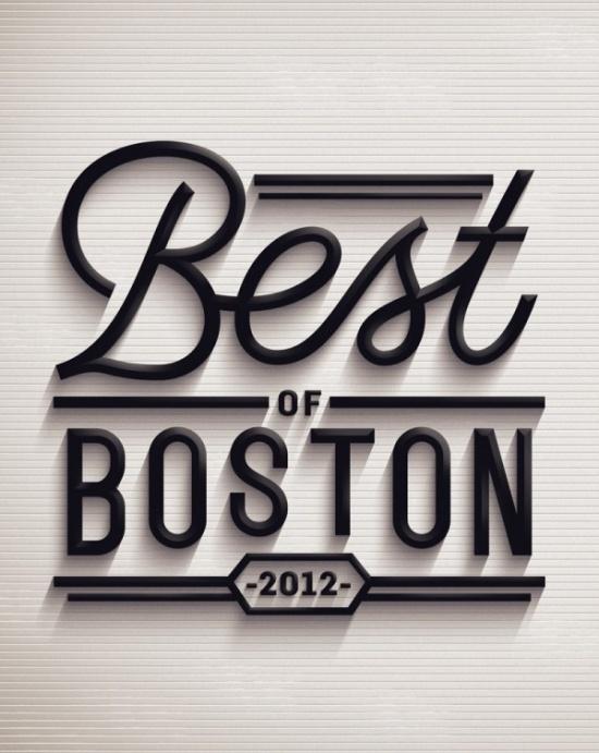 Jordan Metcalf Boston Typography