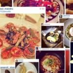 Cómodo menú Instagram