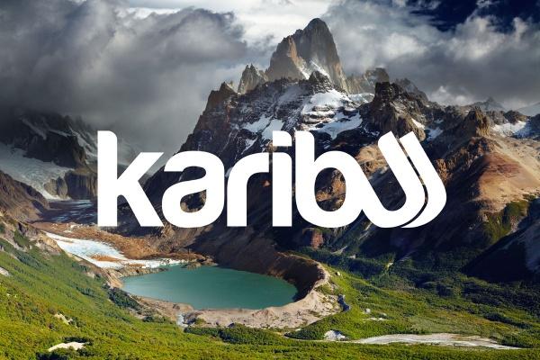 Logotipo Karibu