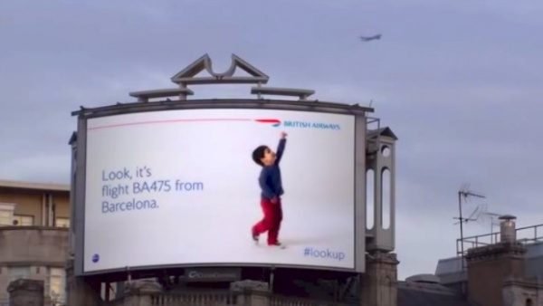 British Airways look up