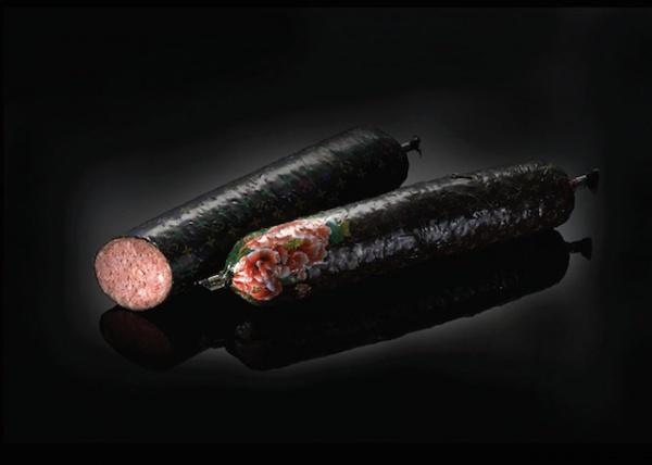 Alimentos envasados como marcas de lujo