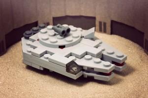 Modelos minimalistas Lego