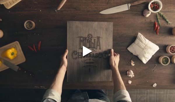 La Biblia de la Barbacoa video