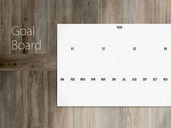 calendario-goal-board