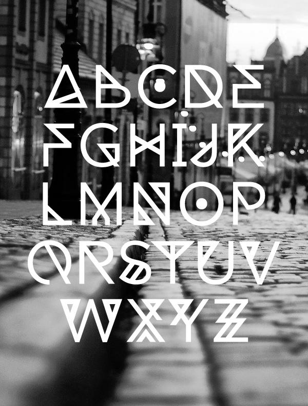 Monday font tipografía