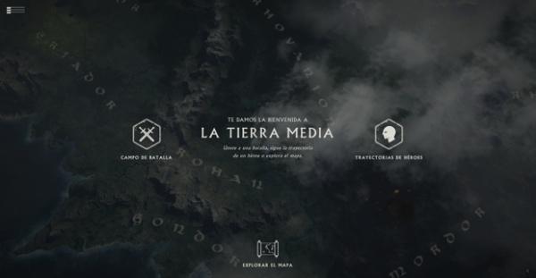 Un viaje por la Tierra Media