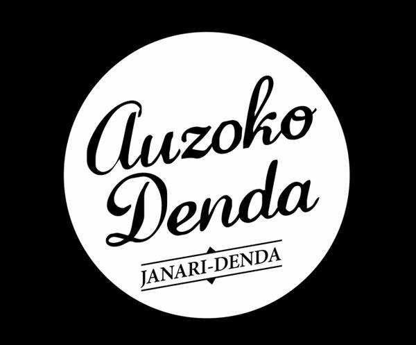 Diseño marca tienda Auzoko Denda