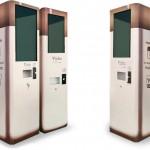 Máquina de vending Instagram