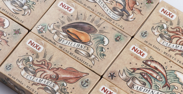 Packaging Nixe