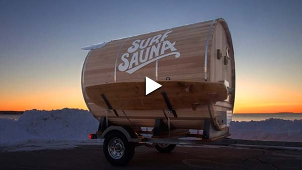 Surf Sauna video