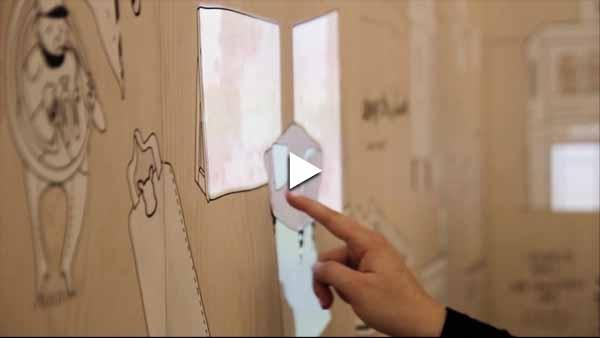 Animaciones interactivas video