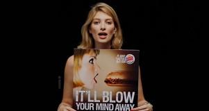Contra-publicidad para acabar con la cosificación sexual de la mujer