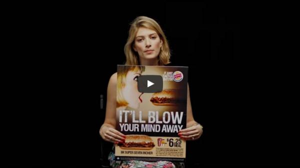 Publicidad sexista video