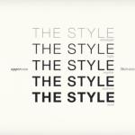 Tipografía del papel a la pantalla