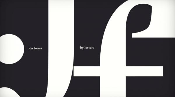 Tipografía cinética del papel a la pantalla