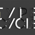 Type Cycle tipografía