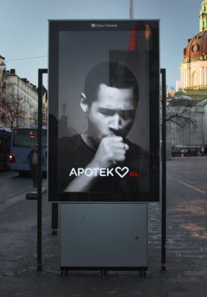 El anuncio que tose cuando se fuma cerca
